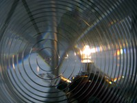 Dungeness lighthouse lens