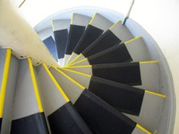 Dungeness lighthouse stairs
