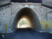Eastern Washington tunnel