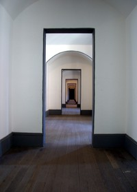 Fort Point doors