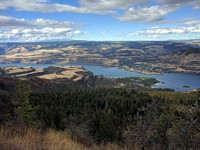 Gorge from above McCall Point