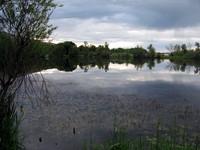 Helen McCabe State Park lake