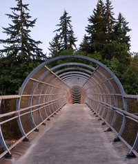 I90 foot tunnel