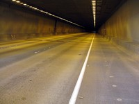 I90 tunnel