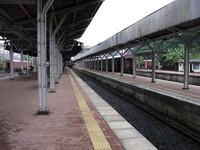 Kandy rail station