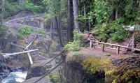 Laughingwater Falls