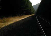 Lester rails at dusk