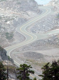 Mt Baker highway