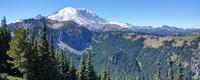 Mt Rainier from Slide Mt
