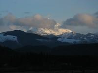 Mt Rainier from near Enumclaw