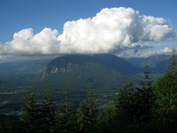Mt Si from Grand View