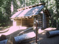 Ranger Creek trail cabin
