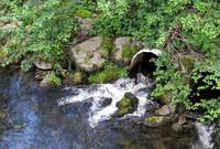 Riverbend drain