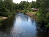 Riverbend upstream