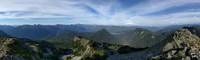Silver Peak NE pano