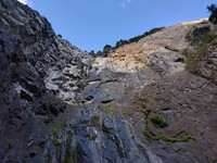 Snoquera Falls in August