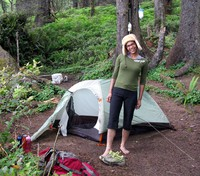 Summer at Mosquito Creek Campground