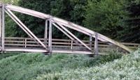 Tukwila bikeway bridge