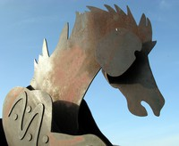 Vantage horses