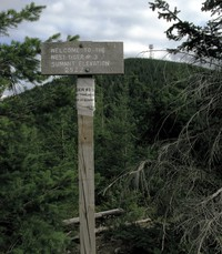 West Tiger number 3 sign