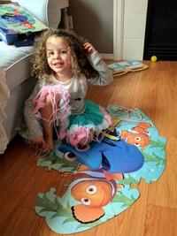 Zoey and Nemo Puzzle