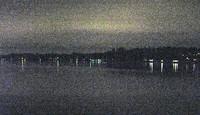 bremerton ferry night lights
