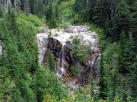 falls on Denny Creek