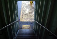 ferry stairs