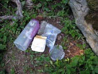 geocache Tenefiffe Trek con
