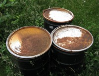 green goop drums