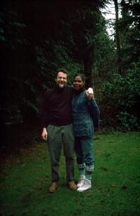 Alex and Imani 1985