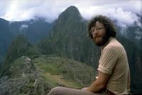 Alex at Machu Picchu 1980
