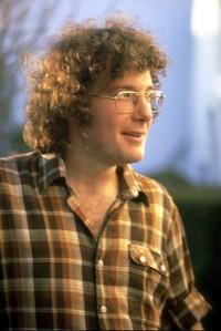 Alex shaved in La Paz 1980