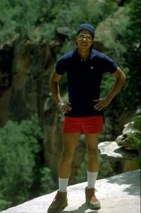 Craig in Yosemite