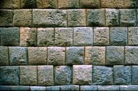 Cuzco wall 1980