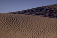 Death Valley Dunes 1971