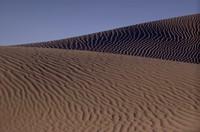 Death Valley Dunes 1971