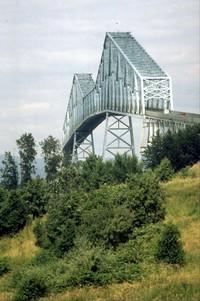 Rainier Bridge 1971
