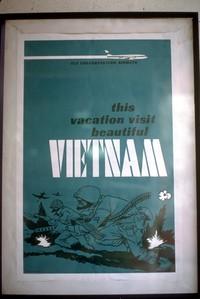 Saigon USO poster 1970
