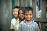 Vietnamese kids 1970