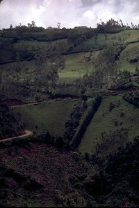 on the way to Sandona from Pasto Colombia 1976