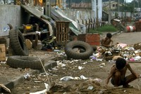 where I learned people could be real poor Saigon 1970