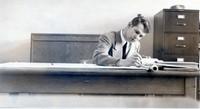 rb r a robinson tillamook maybe 1952 001