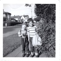 rb tommy bruce first day of kindergarten sep 1953 001