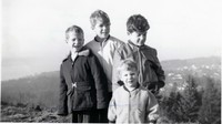 rb tommy eric bruce andy at the astor column dec 03 1955 001