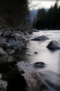 river in North Bend