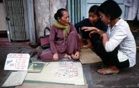 1970 02 01 Saigon fortune teller 01