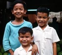 1970 02 01 Saigon kids 01