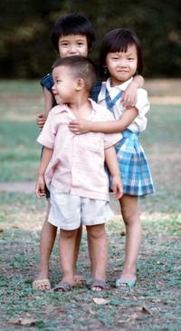 1970 03 24 Saigon kids 02