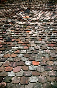 1971 06 24 Heidelberg shingle pattern 01